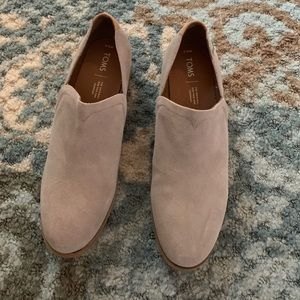 Toms Shaye Low Booties